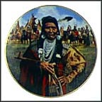 Chief Joseph - Man Of Peace Collector Plate by Paul Calle
