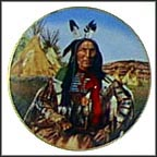 Warrior At Peace Collector Plate by Paul Calle