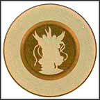 Hark The Herald Angels Sing Collector Plate