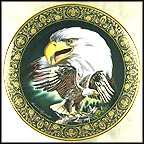 The Call Of Freedom Collector Plate by Ronald Van Ruyckevelt