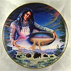 The Harvest of Life Collector Plate by David Penfound