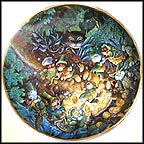St. Catrick's Day Collector Plate by Bill Bell MAIN