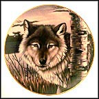 Pride Of The Wilderness Collector Plate by Cassandra Graham MAIN