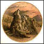 Sunset Serenade Collector Plate by Edward J. Bierly MAIN