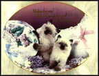 Friends Through And Through Collector Plate by Nancy Matthews