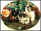 Sunny Day Friends Collector Plate by Nancy Matthews MAIN