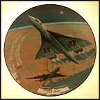 The Jet Age Collector Plate by August Frank MAIN