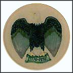 Bald Eagle Collector Plate by Gerhard Skrobek