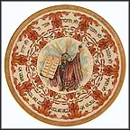 Ten Commandments Collector Plate MAIN