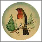 Robin Collector Plate