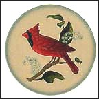 Cardinal Collector Plate MAIN