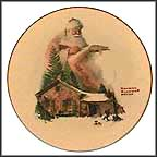 Good Deeds Collector Plate by Norman Rockwell