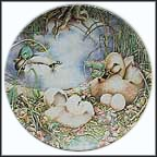 Not Like The Others Collector Plate by Karen Jean Bornholt