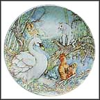 You Don't Understand Me Collector Plate by Karen Jean Bornholt MAIN
