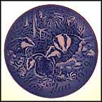 Badgers Collector Plate