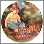 Fantasy Festival Collector Plate by Lynn Lupetti