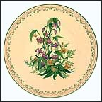 Autumn Collector Plate by Edward Marshall Boehm MAIN