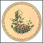 Indian Summer Collector Plate by Edward Marshall Boehm MAIN