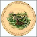 American Pintails Collector Plate by Edward Marshall Boehm