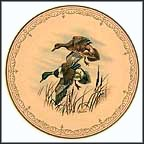Mallards Collector Plate by Edward Marshall Boehm MAIN
