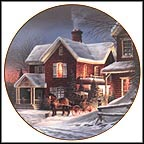 House Call Collector Plate by Terry Redlin
