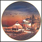 Welcome To Paradise Collector Plate by Terry Redlin MAIN
