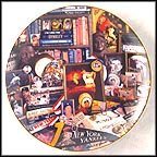 Life Of A Legend Collector Plate by David M. Spindel