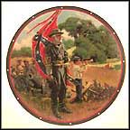 General Robert E. Lee Collector Plate by Don Prechtel