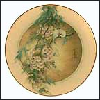 Doves Of Fidelity Collector Plate by John Cheng