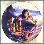 Mystic Reflections Collector Plate by Andrew Farley