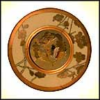 Peace Collector Plate by Shuho Senkin Kage
