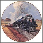 Big Boy Collector Plate by Jim Deneen MAIN