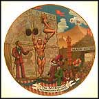 The Midway Collector Plate by Franklin Moody