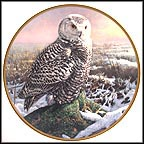 Morning Mist Collector Plate by John Seerey-Lester