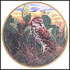 Prairie Sundown Collector Plate by John Seerey-Lester