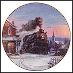 Morning Star Collector Plate by David Tutwiler MAIN