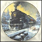 Pine Tree Limited Collector Plate by David Tutwiler