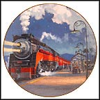 Starlight Limited Collector Plate by David Tutwiler MAIN