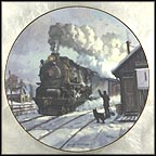 Sunrise Limited Collector Plate by David Tutwiler