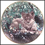 Hideaway Collector Plate by Charles Fracé
