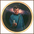McCoy Collector Plate by Thomas Blackshear