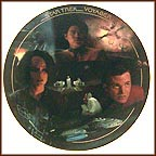 Bonds Of Friendship Collector Plate by Dan Curry MAIN