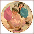 The Birthday Party Collector Plate by Thornton Utz