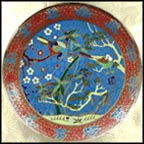The Tree Of Immortality Collector Plate