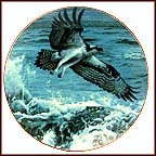 Above The Breakers Collector Plate by Ron Parker