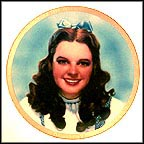Dorothy Collector Plate by Thomas Blackshear