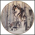 Broken Silence Collector Plate by Al Agnew MAIN