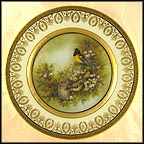 Orioles Collector Plate by Patti Canaris