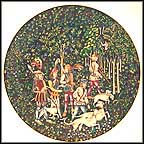 Hunt Of The Unicorn Collector Plate