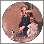The Concert Collector Plate by Norman Rockwell